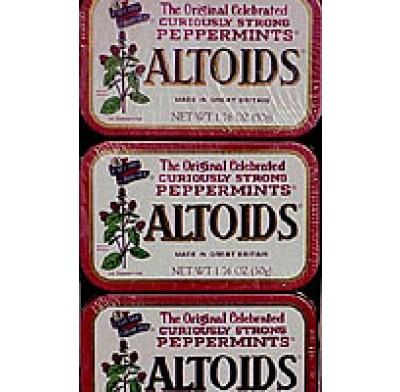 ALTOIDS MINTS ORIGINAL- 6 COUNT