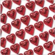 MADELAINE MILK CHOCOLATE HEARTS
