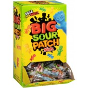 SOUR PATCH KIDS 240ctINDIVIDUALLY WRAPPED