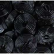 LICORICE WHEELS