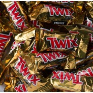 TWIX MINIATURE BARS