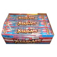 AIRHEADS EXTREME BELTS BLUE RASPBERRY 18ct
