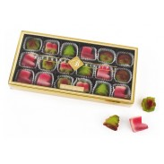 Marzipan Christmas Shapes 6.5oz. Gift Box