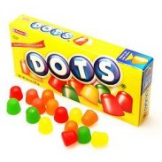 DOTS 7.5oz. MOVIE THEATER  BOX