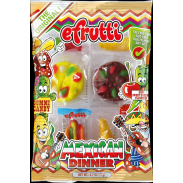 Gummi Mexican Dinner Tray 12ct.