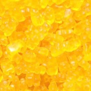 Gummy Bears Banana (Yellow)