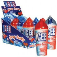ICEE SPRAY CANDY 12ct.