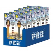 Pez Justice League 12ct. Blister Card Display