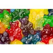 """Gummy Bears Giant 3"""" Bulk"""