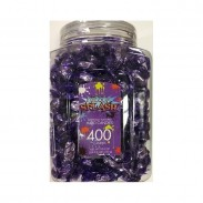 Wrapped Hard Candy Lavender Foil 400ct.