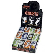 GHOST OVALS DISPLAY