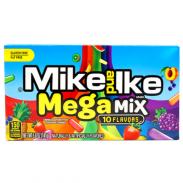 Mike & Ike Mega Mix 5oz. Movie Theater Box