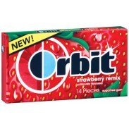 Orbit Strawberry Re-Mix