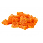 Grab 'n Go Dried Papaya Chunks 9oz.