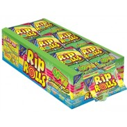 Sour Rip Rolls Raindow Reaction 24ct.