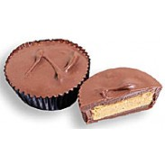 PEANUT BUTTER CUPS MILK CHOCOLATE S/F