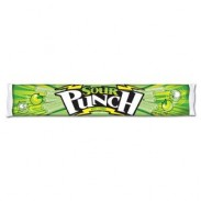 Sour Punch Straws Green Apple