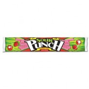 Sour Punch Straws Strawberry