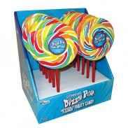 Whirly Pops Dizzy Spinning 3oz. - 12ct.