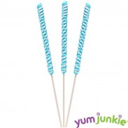 "Twist Lollipops 18"" Blue"