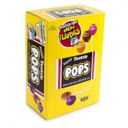 TOOTSIE POP LOLLIPOPS ASSORTED