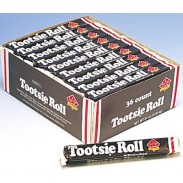 TOOTSIE ROLL LARGE 36ct 2.25oz