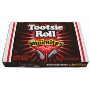 Tootsie Roll Mini Bites 3.5oz. Movie Theater Box