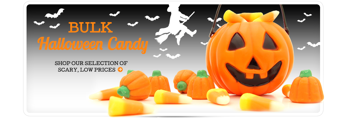 Bulk Halloween Candy. Shop our selection of scary, low prices.