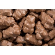GUMMY BEARSCOVERED in MILK CHOCOLATE