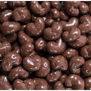 CHOCOLATE COVERED CASHEWS MILK