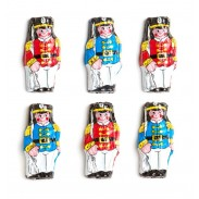MADELAINE FOILED SOLDIERS MILK CHOCOLATE