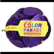 "Coins Purple 1.5"" 1lb. Bag"