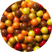 Sixlets Autumn Mix 2lbs