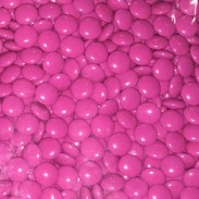 Milk Chocolate Gems 3lb Pink