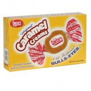 GOETZ CARAMELSMOVIE THEATER BOX 4oz.