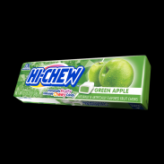 Hi-Chew 10pc Stick Green Apple - 15ct