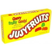JUJYFRUITS 6oz.MOVIE THEATER BOX