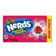 Nerds Gummy Clusters 3oz 12ct