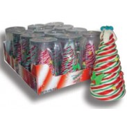 Peppermint Christmas Trees 12ct