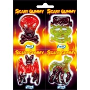 Scary Gummy 4pc. 18ct.
