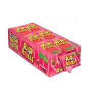 SOUR RIP ROLLS STRAWBERRY 24CT