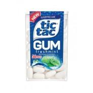 Tic Tac Gum Sugar-free Freshmint 12ct.