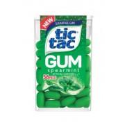 Tic Tac Gum Sugar-free Spearmint 12ct.