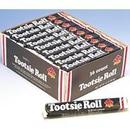 TOOTSIE ROLL LARGE 36ct 2.25oz