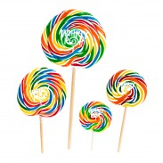 Whirly Pop Lollipops 1.5oz. 3""